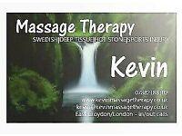 Professional Male Massage therapist in London/Croydon