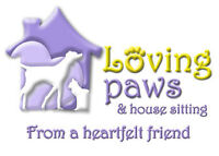 Professional Pet & House Sitting and Dog Walking