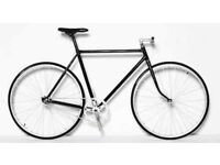Foffa and raleigh road bikes