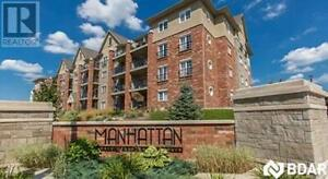 209 -  43 FERNDALE Drive S Barrie, Ontario