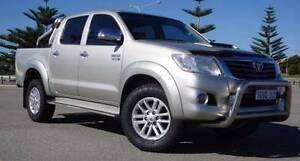 2012 Toyota Hilux SR5 Dual Cab Manual AZ NEW Hillarys Joondalup Area Preview