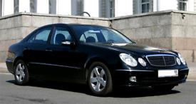 Breaking Mercedes W211 211 E Class E200 E240 E320 petrol Kompressor