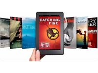 Ebooks - Catalogue of thousands - 30 books for £10- Harry Potter, Kindle, Academic , E-reader