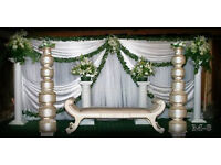 WEDDING DECORATION for SALE All thing with van