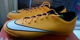 Nike football astros trfs size 10