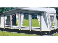 Brand new Camptech Atlantis dl size - 17 caravan awning