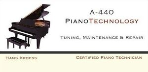 Piano Tuning and Technical Services
