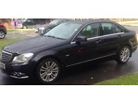 Reduced to £8000, £8995 Ono 61 reg Mercedes c220 top of the range selling due to new car