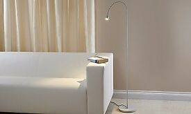 ZENNOX Crystal Clear BLACK LED Daylight Floor Lamps...........Brand New