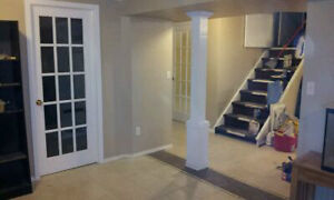 Lower suite in town of VEGREVILLE for rent