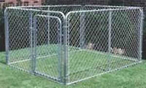 NEW IN BOX - 10x10x6 ft Outdoor Dog Kennel