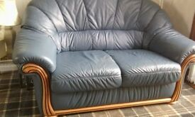 2 x two seater sofas