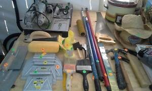 tools and other things