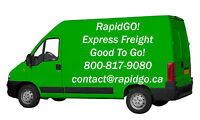 Sprinter/High Top/CargoVan Owner Operators Urgent Start