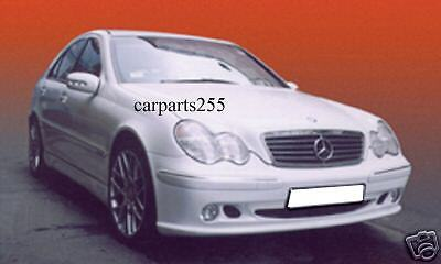 01-07 Mercedes Benz C-Class W203 DTM Full Body Kit 02