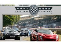 GoodWood Festival of Speed - sold out