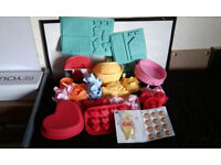 baking silicone moulds