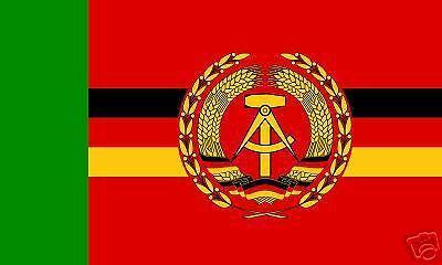 DDR Grenzbrigade Küste Flagge Fahne Fahnen Flaggen gebraucht kaufen  Baden-Baden