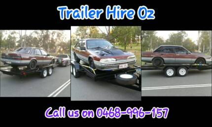 Car trailer hire from $45.00 tools from $10.00