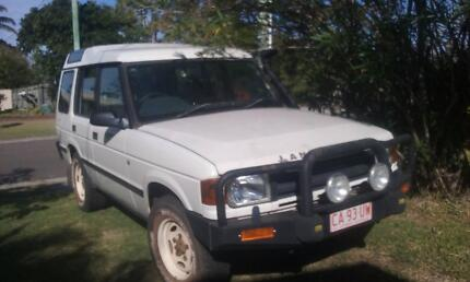 1996 Land Rover Discovery Wagon