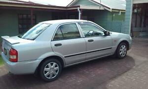 2000 Mazda 323 Sedan Maitland Maitland Area Preview