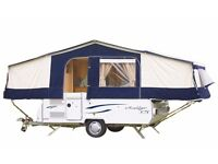 Wanted - Covered Storage - Barn/Shed/Garage or similar for a Folding Camper Trailer.