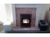 complete fire surround