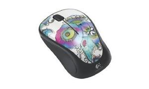 Logitech (M317) - Lady On The Lily - Wireless Mouse