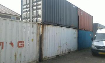 zeecontainers container unit keet opslag