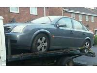 Vauxhall Vectra 1.8 Petrol Breaking for Spares