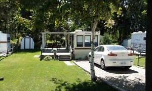 Seasonal trailer at 45 - 77719 Bluewater hwy # 21 Bayfield Ont