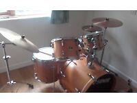 Sonor Birch 2007 Drum Kit