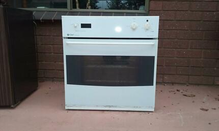 Chef electric oven