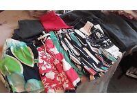 bundle off clothes
