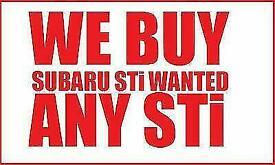 Subaru Impreza WRX STI RB5 FORESTER...BEST PRICES PAID CALL NOW!!!