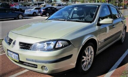 2008 Renault Laguna 2.2 DCI Silver Mica 5 Speed Automatic Hatchback Mount Lawley Stirling Area Preview
