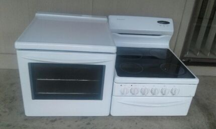 Westinghouse Fan Force Oven & Cooktop