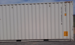 20ft shipping containers gp one trip new boxes ex sydney Punchbowl Canterbury Area Preview