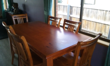 Fantastic Furniture 7 piece dining Dining Tables Gumtree