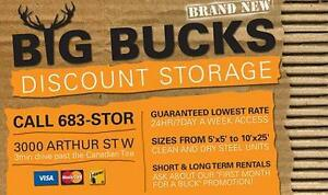 Cheapest Mini Storage In Thunder Bay Guaranteed!!!!!!!!!!