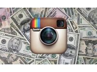 Want To Make Money By Posting Pictures on Instagram