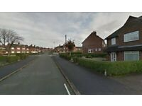 **LET BY** 3 BEDROOM HOME CHESTERTON - BRITTAIN AVENUE - NO DEPOSIT