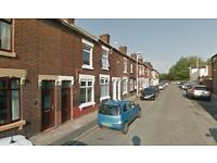 **LET BY** 2 BEDROOM HOME IN BURSLEM AREA - PETS AND DSS WELCOME