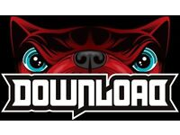 Earn up to £400 @ *Download Festival* 8-11th June 2017