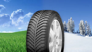 ALL WHEATHER TIRE SALE-SAVE ON QUALITY TIRES!
