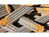 Rebar - Reinforcing Bar - Steel - Mesh - Cut and Folded
