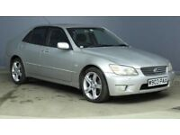 LEXUS IS200 SE 2.0 PETROL, MANUAL , 4 DOOR SALOON CAR , NEW 12- MONTHS MOT, @£800