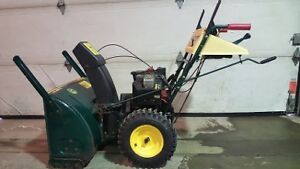 GREAT DEALS ON SNOW BLOWERS, TRACTORS, LAWN MOWERS, GENERATORS