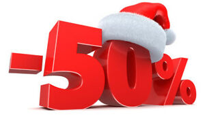CHRISTMAS VINTAGE BLOW-OUT SALE - 50% OFF ALL LISTINGS!!!!