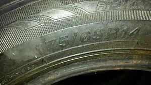 pneu dhiver a vendre